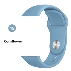 NEW CRONFLOWER Silicone Band For Apple Watch